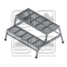 Подмости (подставки) алюминиевые ПА-0,6 (1,2х0,5)