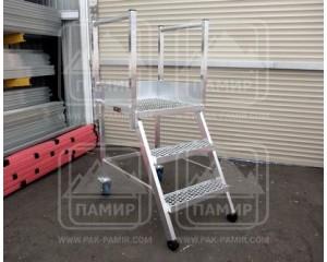 Подмости (подставки) алюминиевые ПА-3(0,6х0,6) ПВЛ