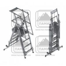 Лестницы-платформы авиационные