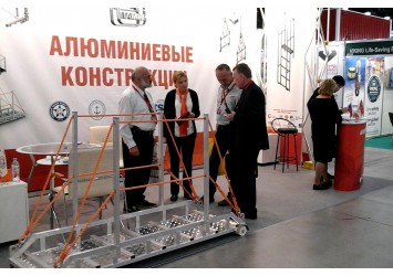 Компания приняла участие в выставке «НЕВА 2017»