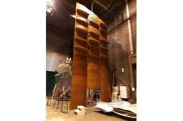 Акустическая раковина для Мариинского театра